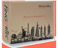 FingerTec H3i   Providing fingerprint, face recognition, and